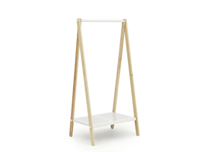 10 Easy Pieces Freestanding Wooden Clothing Racks Remodelista