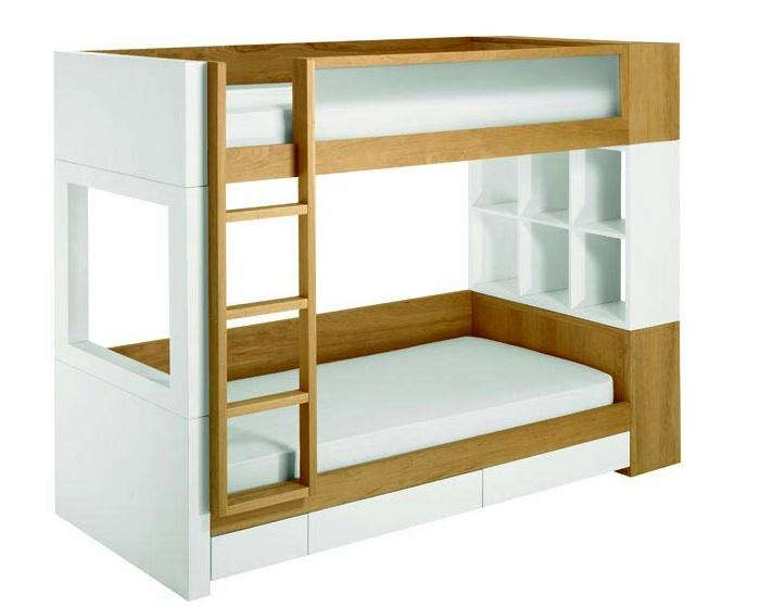 Nurseryworks Duet Bunk Beds