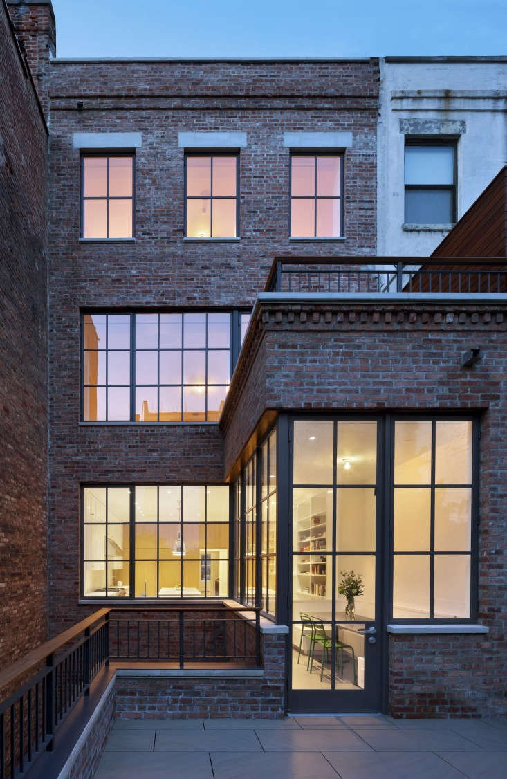 O'neill-Rose-West-Side-Townhouse-rear-Remodelista