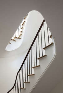O'neill Rose West Side Townhouse, stair | Remodelista