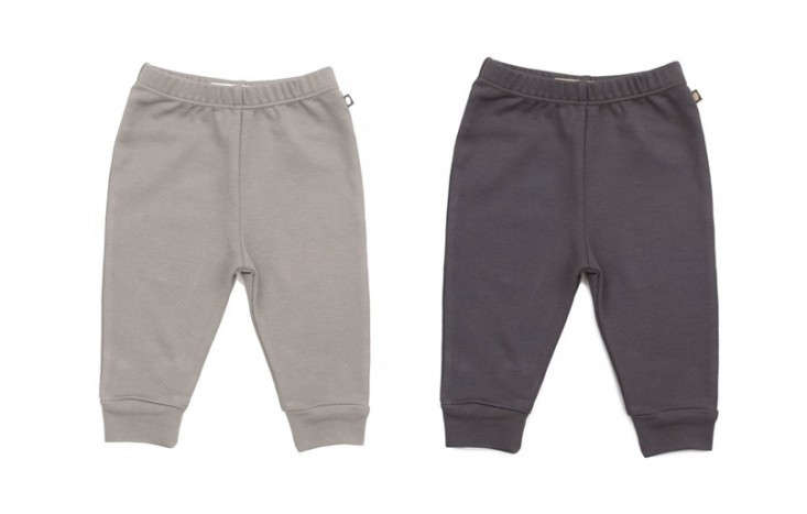 Oeuf Baby Sweatpants in Gray, Remodelista