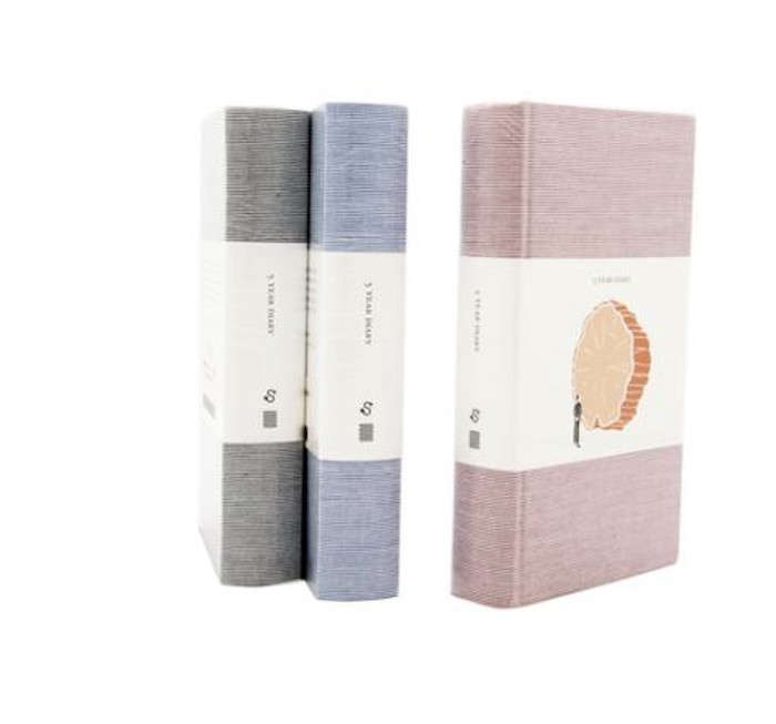 Office-Gift-Guide-Five-Year-Diary-01-Remodelista