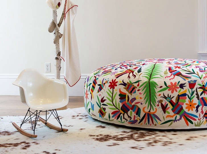 Olli-hand-embroidered-lounger-Remodelista