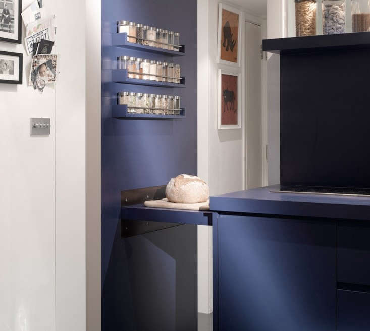 Openstudio-Architects-Tiny-Blue-Kitchen-in-London-with-Spice-Rack-Remodelista