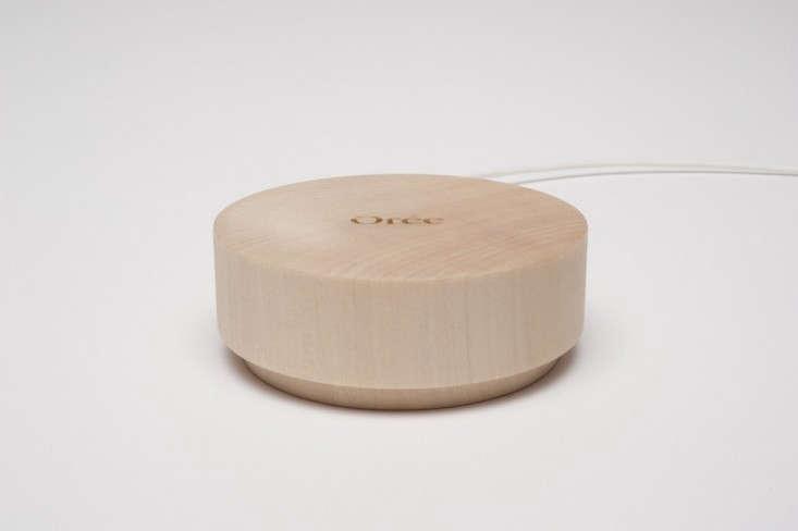 Orée-Wireless-Power-Pebble-Tilia-Wood-Remodelista