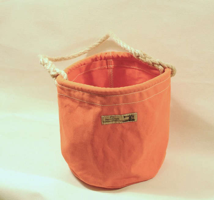 Orange-Canvas-Water-Bucket-Remodelista