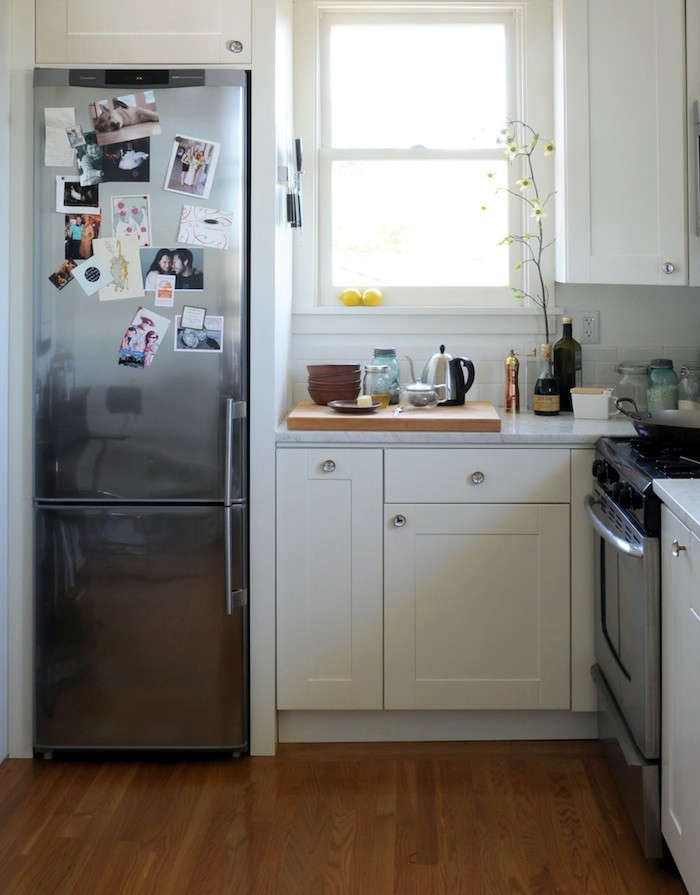 ore studios seattle and santa fe smaller refrigerator compact appliances in kitchen. Interior Design Ideas. Home Design Ideas