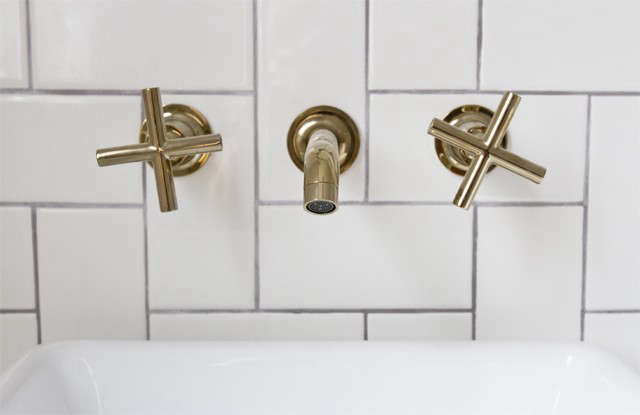 Subway Tile Pattern remodeling 101: white tile pattern glossary - remodelista