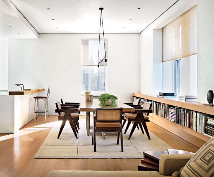 Pierre-Jeanneret-Chairs-Rose-Tarlow-Designed-Dining-Room-Remodelista