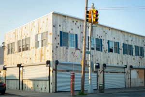 Playland Motel, Rockaway, New York, exterior | Remodelista