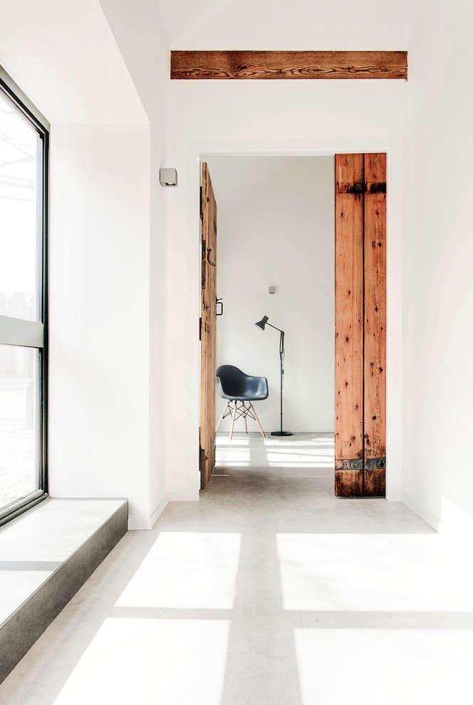 Polished-Concrete-Floor-Stables-AR-Design-Studio-Remodelista