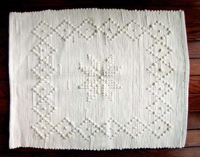 Portuguese-cotton-bath-mat-remodelista