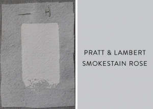 Pratt & Lambert Smokestain Rose, Best Pink Paint Colors, Remodelista