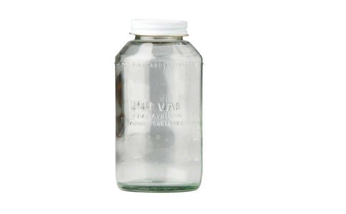 Preval Glass Jar Home Depot, Remodelista