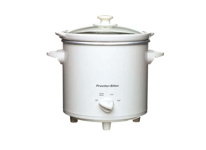 10 Easy Pieces Slow Cookers Remodelista