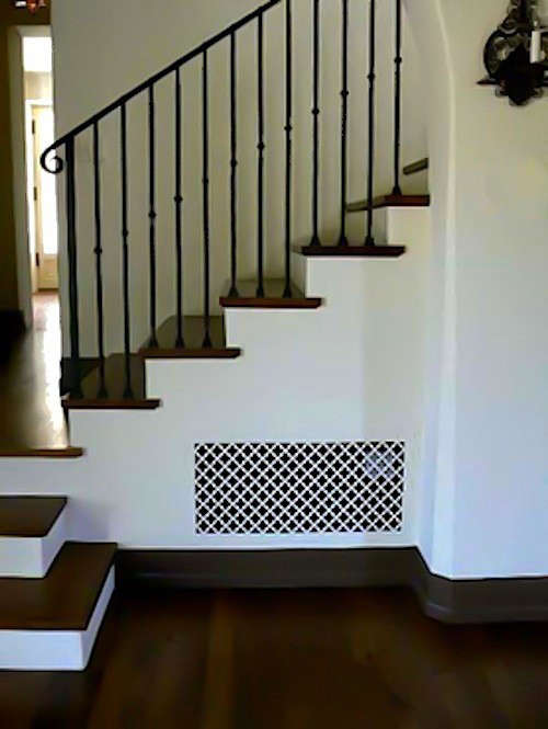 Architectural Detail Spanish Style Registers And Grilles