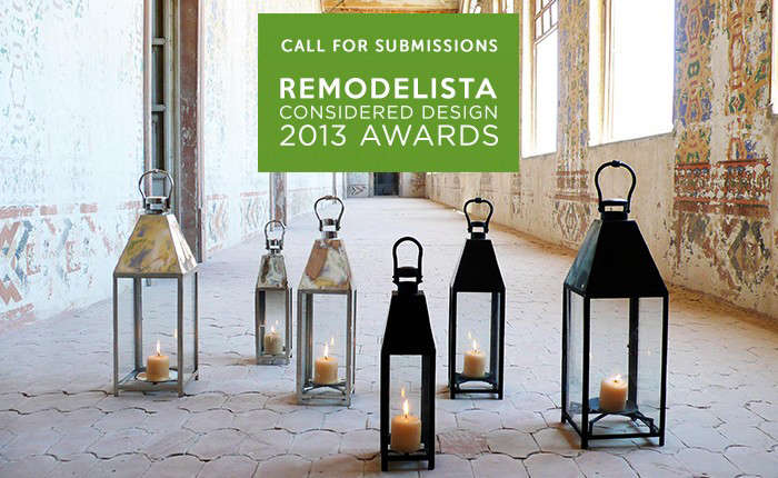 Remodelista Considered Design Awards Call for Submissions