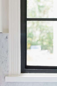 Steel framed kitchen windows, Remodelista