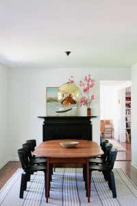 Barbara Bestor LA dining room, Remodelista
