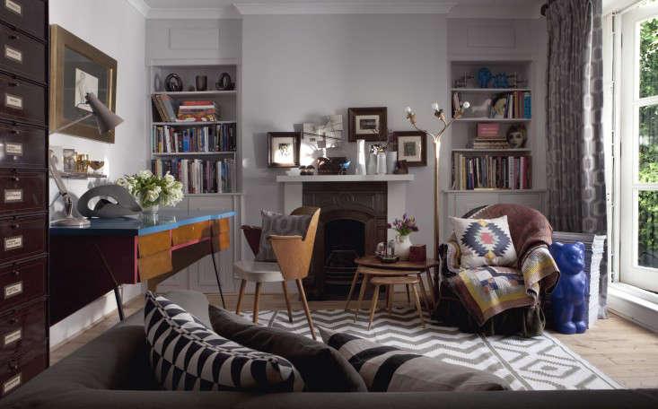 Best design professional office space winner kate for Living room 101 atlantic ave boston