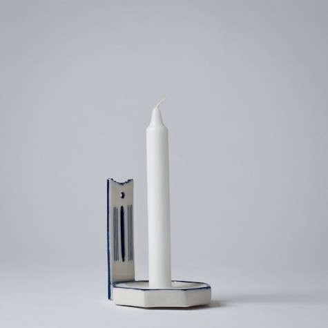 Renaud-Sauve-porcelain-candle-holder-Mjolk-Remodelista