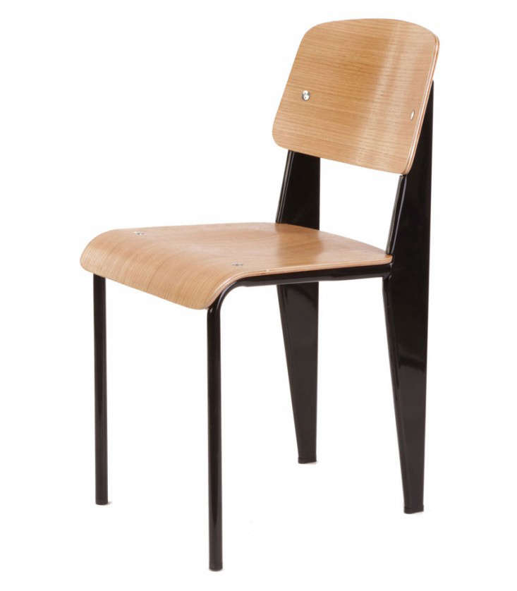 Replica jean prouve standard chair - Jean prouve chaise standard ...