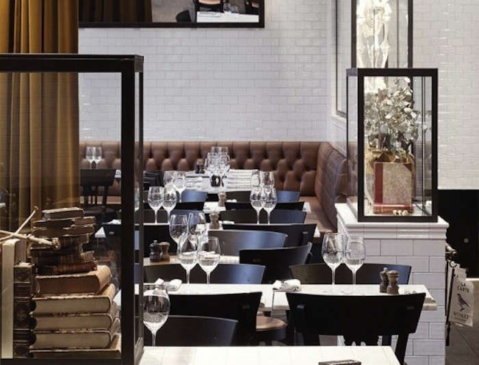 Steal This Look 10 Design Ideas from a Tiny MichelinStarred Restaurant in Stockholm portrait 12