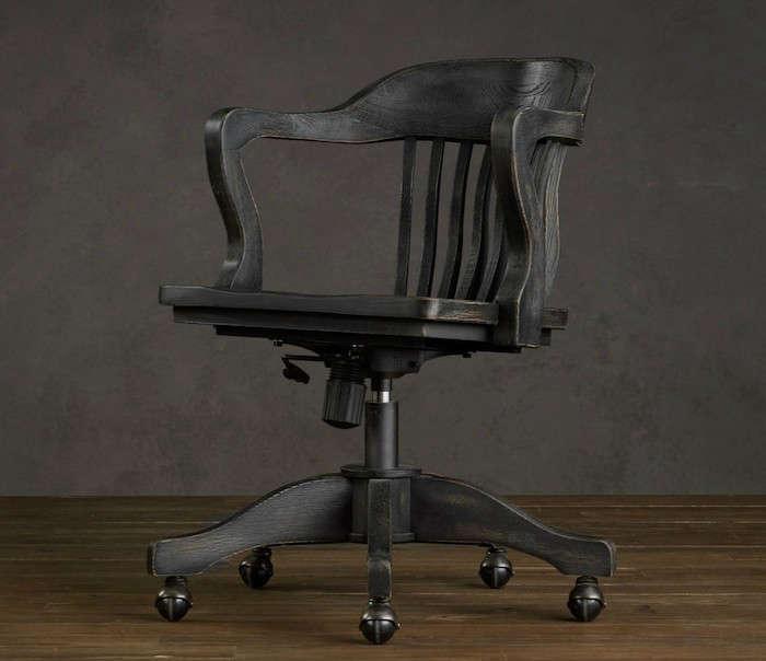 Restoration-Hardware-Banker's-Chair
