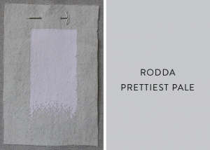 Rodda Prettiest Pale, Best Pink Paint Colors, Remodelista