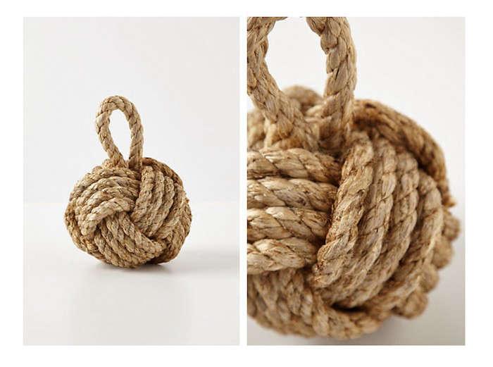 Rope-Knot-Doorstop