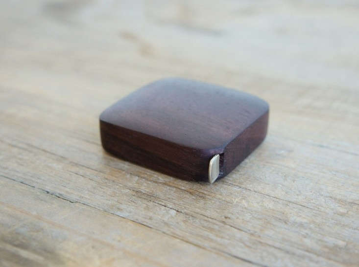 Rosewood Measuring Tape, Remodelista