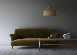 The Goddard Sofa by Russell Pinch at The Future Perfect | Remodelista