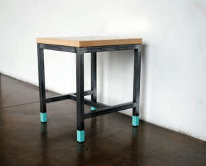 SAW Home, Etsy headquarter stools | Remodelista