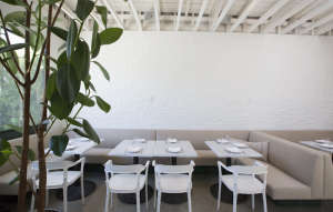 Salt Air Restaurant in  Los Angeles I Remodelista