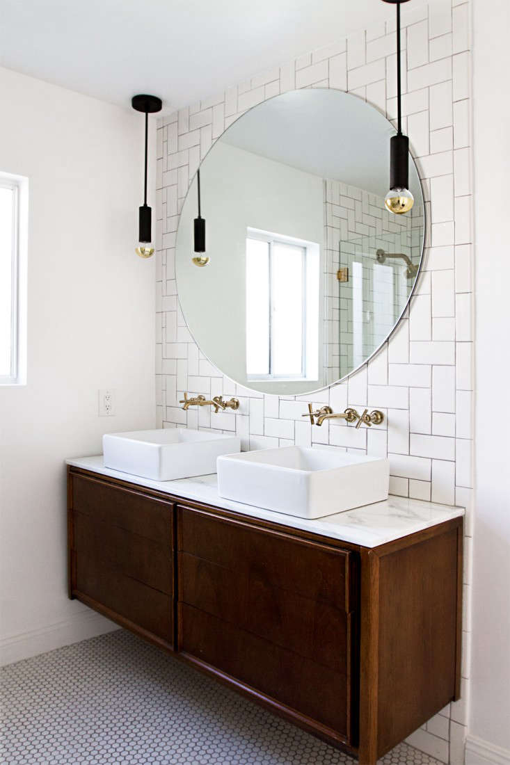 Rehab Diary A Spare Bedroom Turned Glam Master Bath