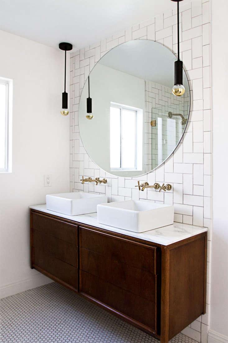 Rehab Diary A Spare Bedroom Turned Glam Master Bath