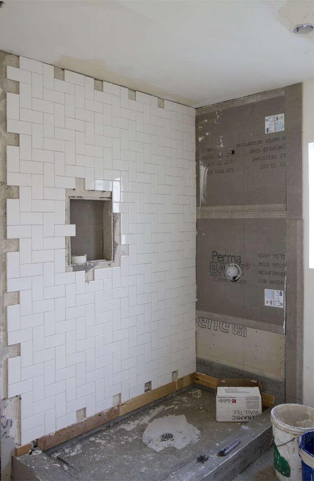 Sarah-Sherman-Samuel-Smitten-Studio-bathroom-remodel-shower-tile-in-progress-Remodelista-3