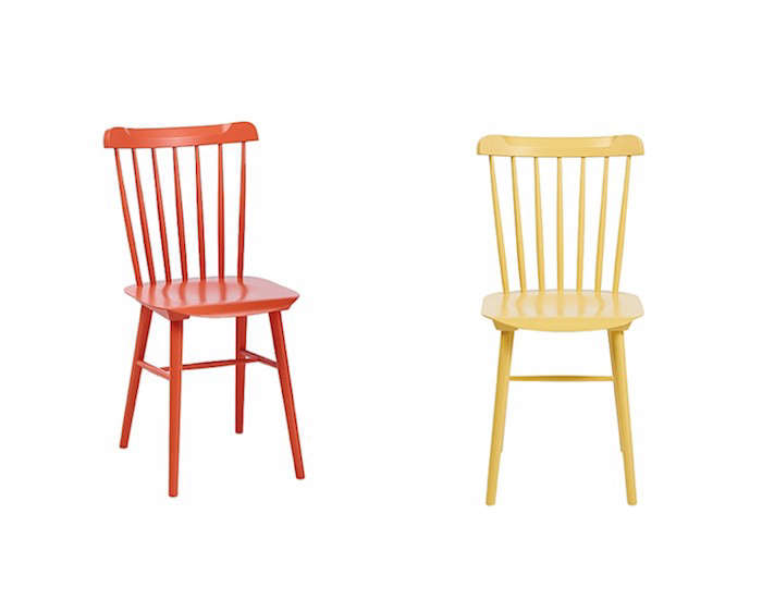 Serena-and-Lily-Tucker-Chair-Coral-and-Dandelion-Remodelista