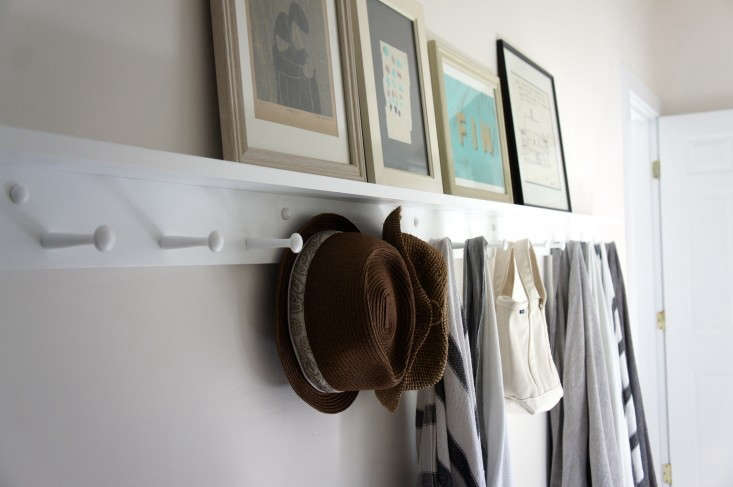 remodeling 101 how shaker peg rails saved my summer ForPeg Rail Ikea