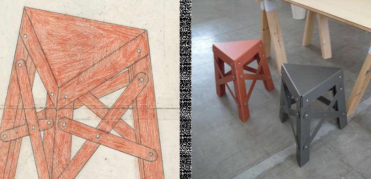 Shikegi-Fujishiro-Eiffel-stools-2-Remodelista
