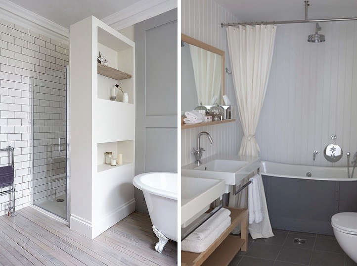 Remodeling 101 Freestanding Vs Built In Bathtubs Pros And Cons Remodelista