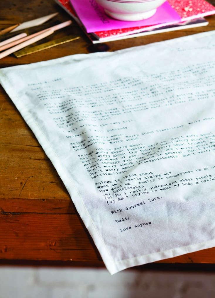 Sir-Madam-Love-Letter-napkin-2-Remodelista