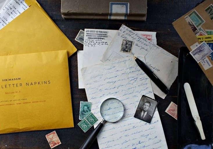 Sir-Madam-Love-Letter-napkins-Remodelista