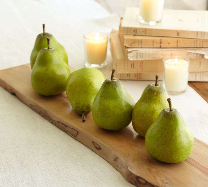 Six-green-pears-2-Pottery-Barn-Remodelista