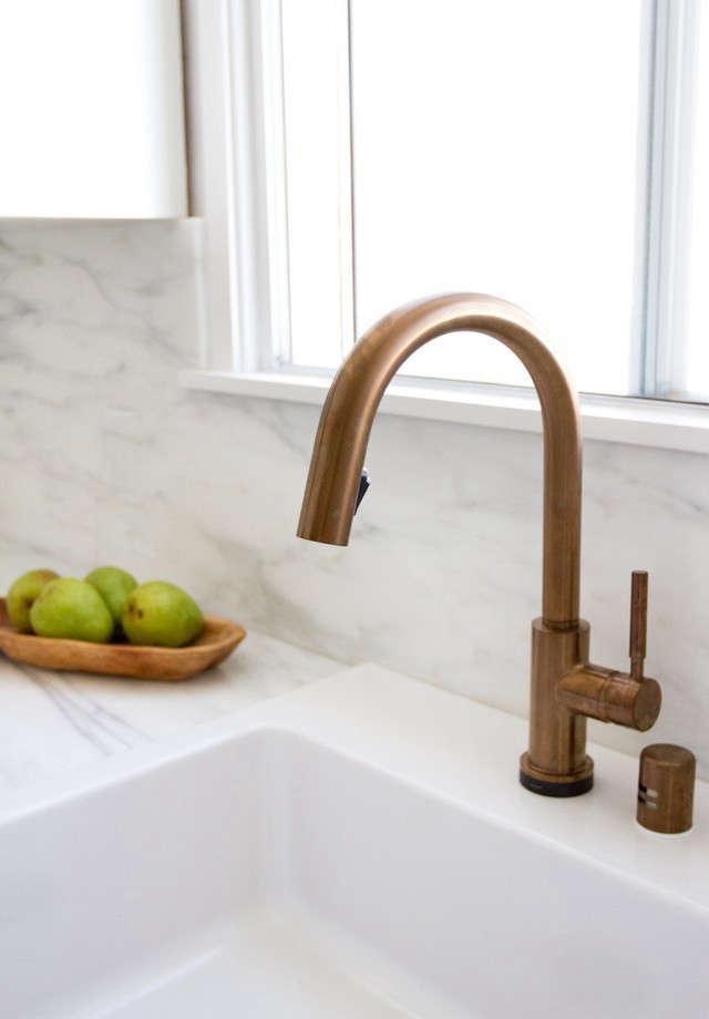 Remodelista Kitchen Faucet