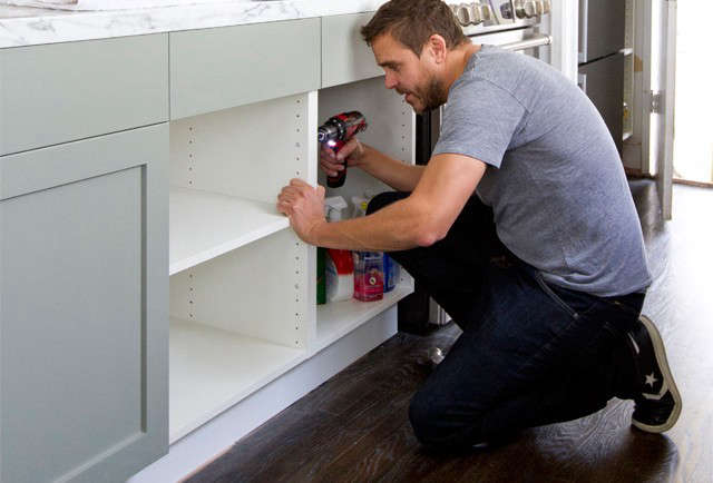 Smitten-Studio-kitchen-remodel-cabinet-assembly-Remodelista