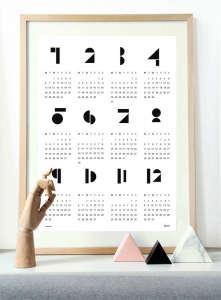 Snug Calendar I Remodelista