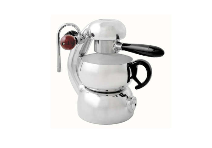 Atomic Coffee Maker How To Use : Atomic Vision: The Sorrentina Stovetop Espresso Maker ...
