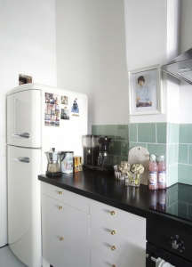 A Swedish Kitchen by Lovely Life I Remodelista