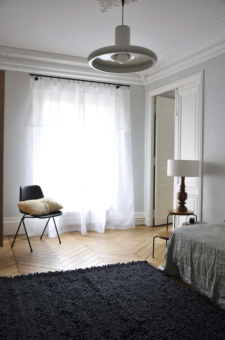 Photograph from A Grand but Understated Flat in Paris.